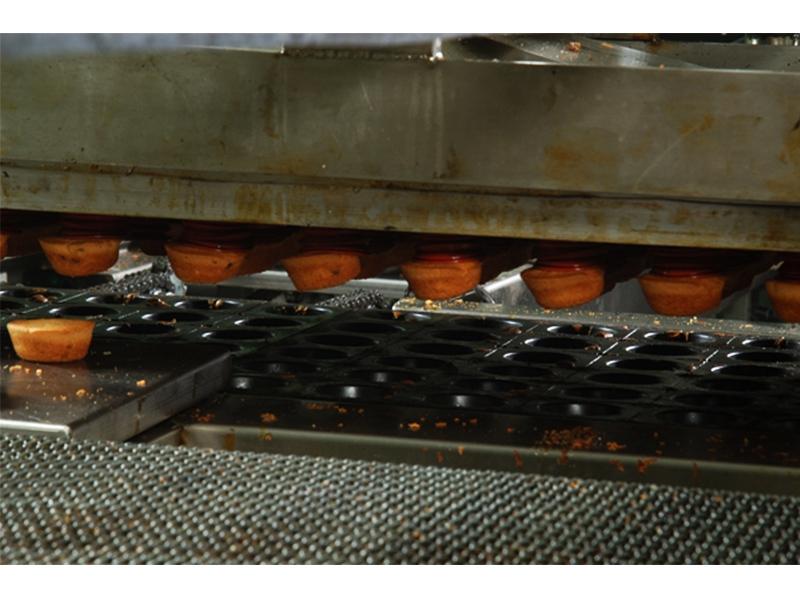 Kek Üretim Makinaları