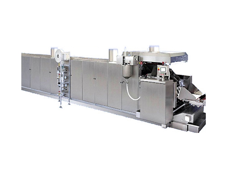 Automatic Wafer Baking Oven