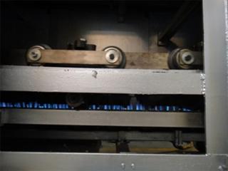 Otomatik Gofret Fırını