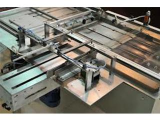 Otomatik Gofret Kesim Makinası