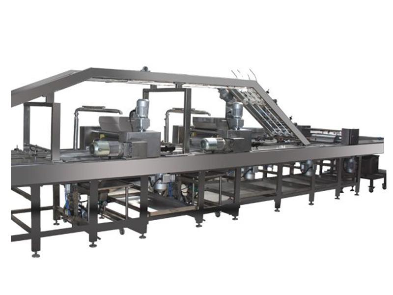 Otomatik Gofret Sürüm Makinası